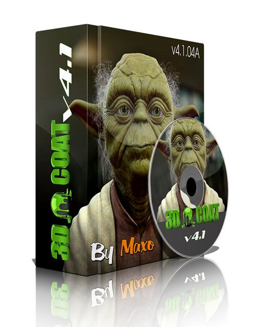 3D-Coat v4.1.04A Win/Mac - XFO ...