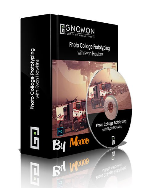 The Gnomon Workshop: Photo Collage Prototyping with Ryan Hawkins