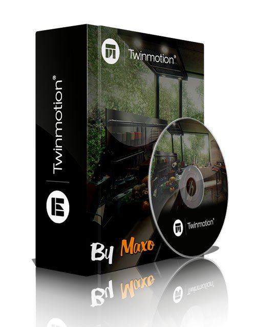 Twinmotion Professional Edition 3.0.0