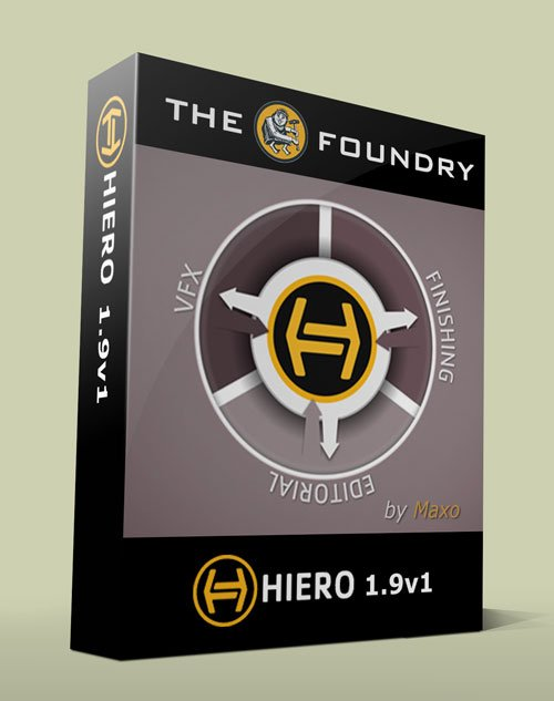 THE FOUNDRY HIERO / HIEROPLAYER 1.9v1 for Win/Mac/Linux