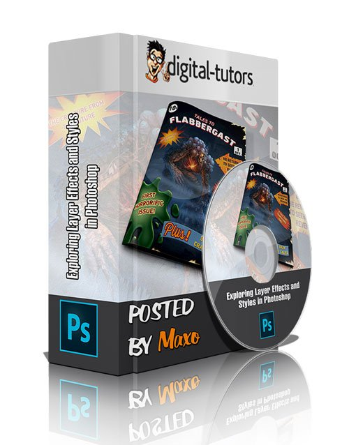 Digital - Tutors: Exploring Layer Effects and Styles in Photoshop