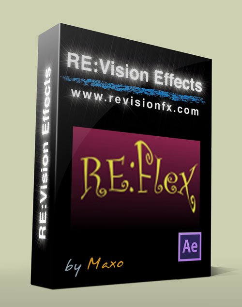 REVisionFX RE:Flex v5.1.0 CE for After Effects
