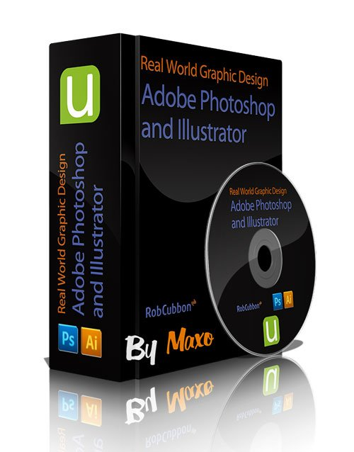 Udemy: Real World Graphic Design Adobe Photoshop and Illustrator