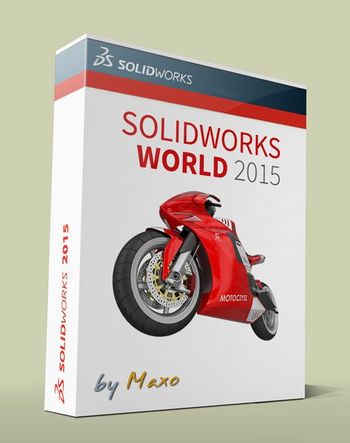 SOLIDWORKS 2015 SP0 Win