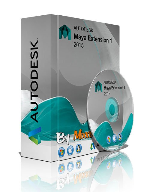 Autodesk Maya 2015 Extension 1 SP5