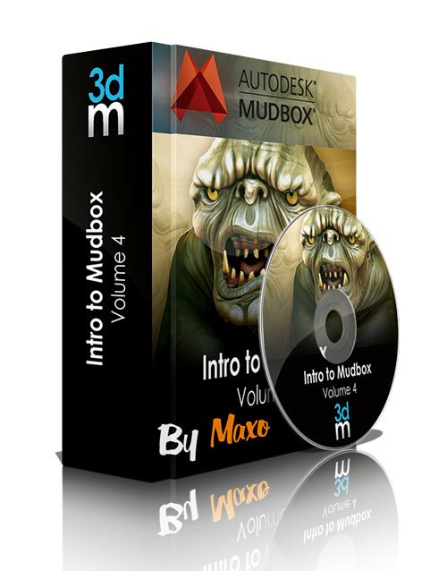 3DMotive - Intro to Mudbox Vol ...