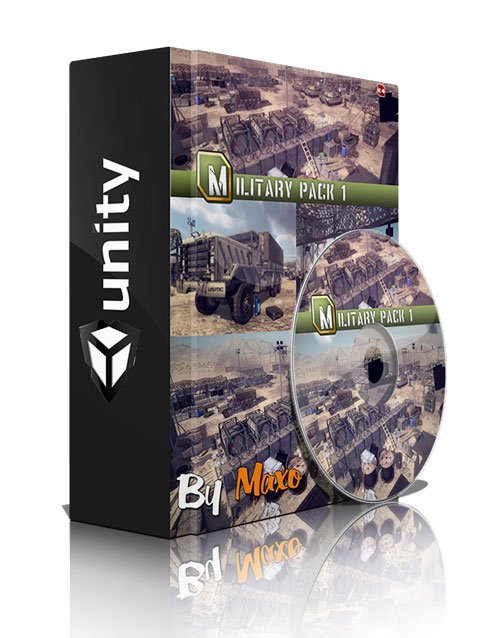 Unity - Military Pack 1 Manufactura K4 (Michael O.)