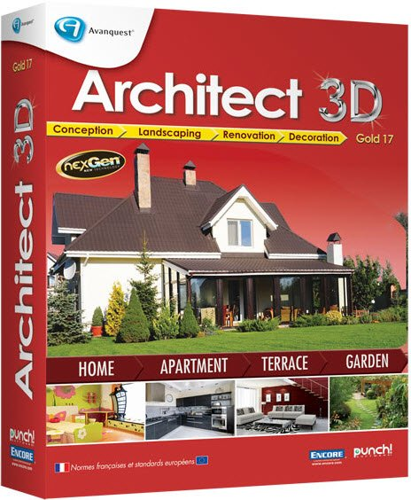 Architect 3D Gold