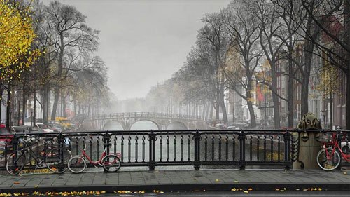 The Making of Amsterdam Mist,  ...