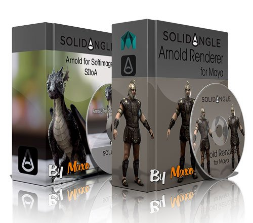 Arnold for Maya v1.2.0.2 2014 - 2015 and Softimage v3.4.0 2014 - 2015 Win64
