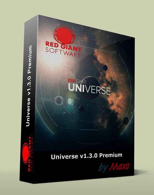 Red Giant Universe v1.3.0