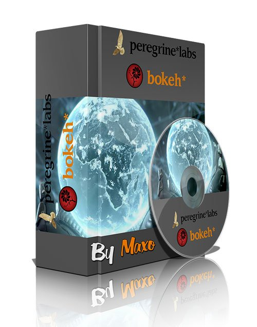 Peregrine Labs Bokeh v1.4.1 for NUKE