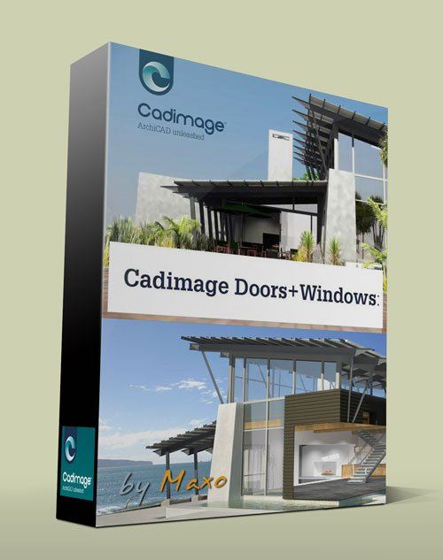 CADImage Tools for Archicad 18