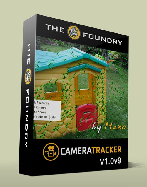 The Foundry Camera Tracker v1.0v9 Win/Mac