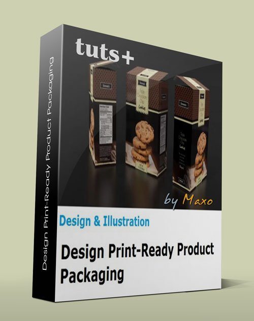 Tuts+ Premium - Design Print-Ready Product Packaging