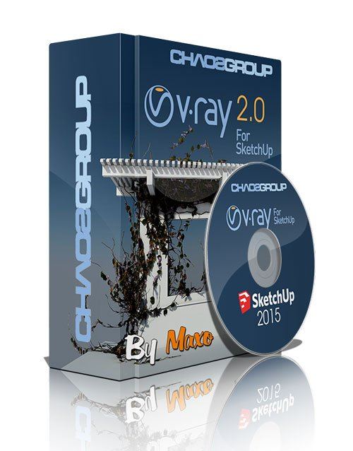 V-Ray adv v2.00.25244 for SketchUp 2015 Win64