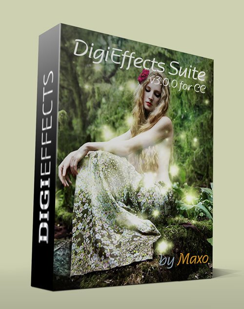 DigiEffects Suite v3.0.0 CE for AE Win64