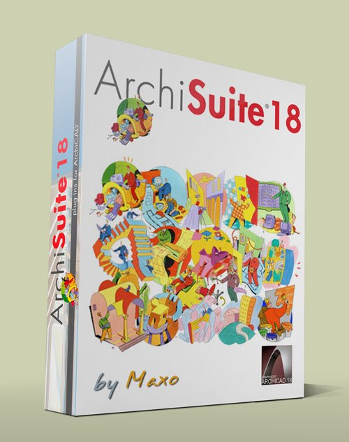 Archi Suite For Archicad 18 + Library