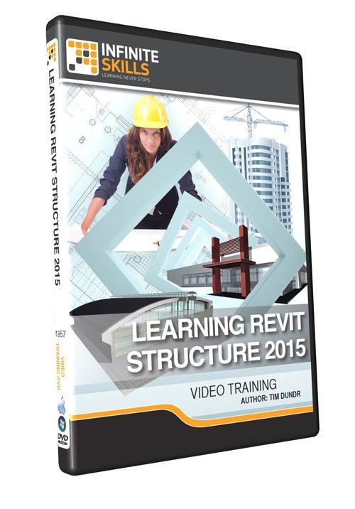 Infiniteskills - Learning Revit Structure 2015 Training Video