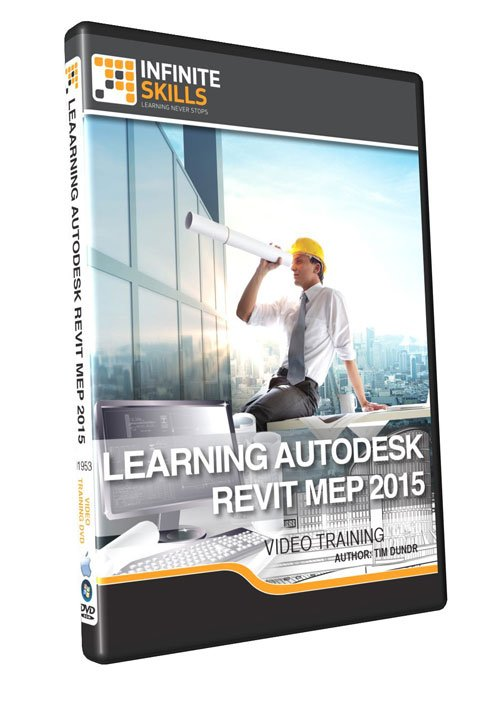 Infiniteskills: Learning Autodesk Revit MEP 2015 Training Video