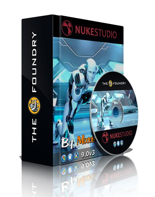 The Foundry Nuke Studio 9.0 v3 ...