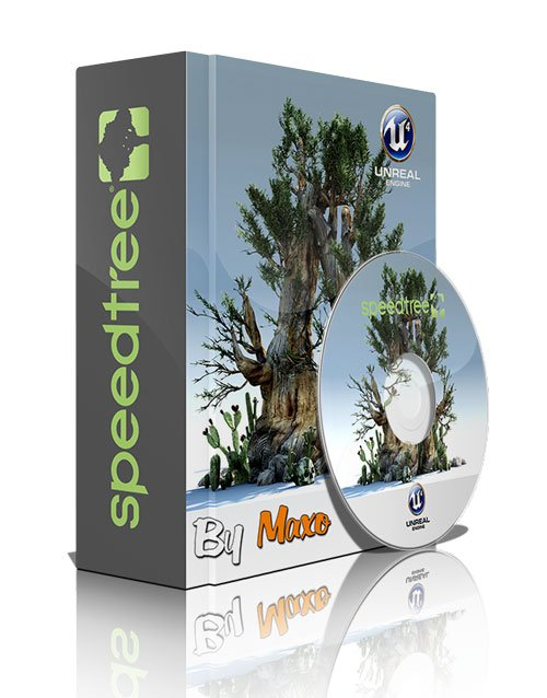 SpeedTree for UE4 Subscription v7.0.7 Win
