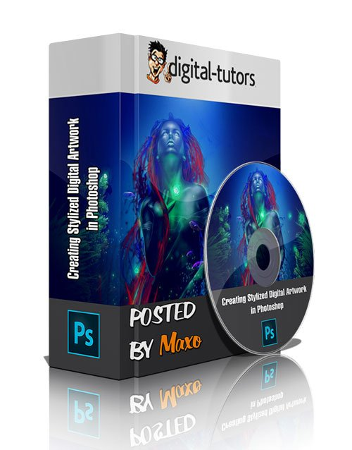 Digital Tutors - Creating Stylized Digital Artwork in Photoshop