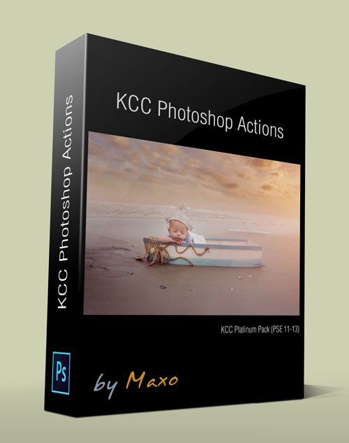 KCC Photoshop Actions Bundle