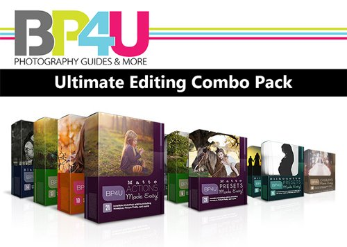 BP4U - Ultimate Editing Combo Pack