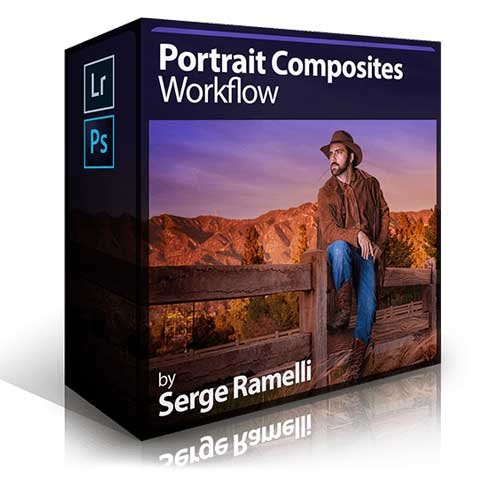 Photoserge - Portrait Composites Workflow by Serge Ramelli