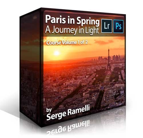 Paris in Spring Volume 1: A Journey in Light