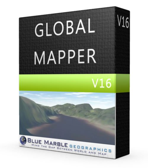 Global Mapper v16.0.7 Build 121814 Win32/Win64