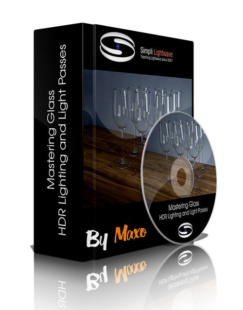 SimplyLightwave - Mastering Glass - HDR Lighting and Light Passes