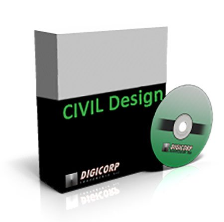 DIGICORP Ingegneria Civil Design v10.0 for Autocad 2015 Win64