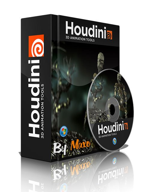 SideFX Houdini v14.0.201.13 + Engine Win32/Win64