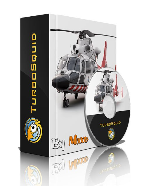 Turbosquid - Eurocopter AS-365 Air Ambulace