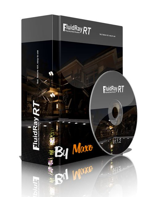 FluidRay RT v1.1.2 Win64