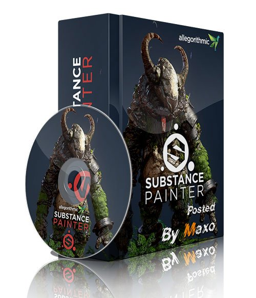 Allegorithmic Substance Painter v1.2.0 build 590 Win64