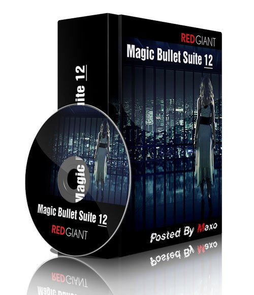 Red Giant Magic Bullet Suite v12.0.0 Win