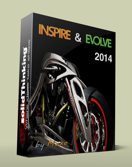 SolidThinking Suite, Inspire & Evolve 2014.3969 Win32/Win64