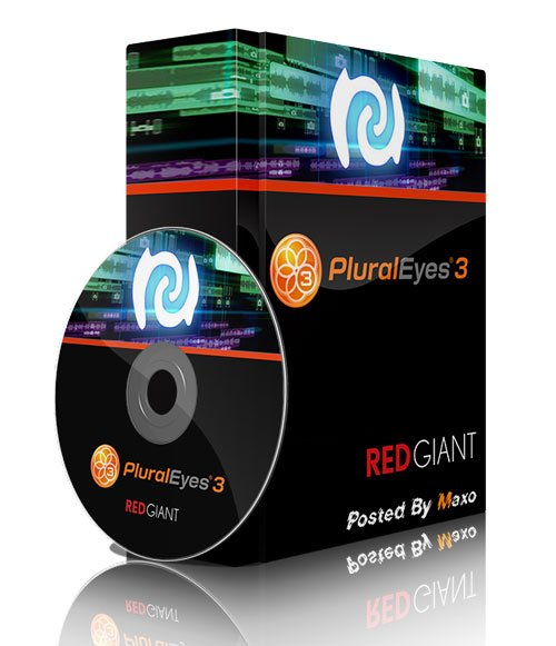 Red Giant PluralEyes v3.5.5 Win64