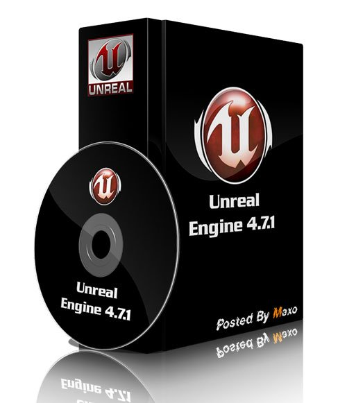 UnrealEngine 4.7.1 Release Compiled