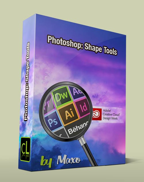 CreativeLIVE - Mastering Photoshop's Shape Tools for Photography & Design