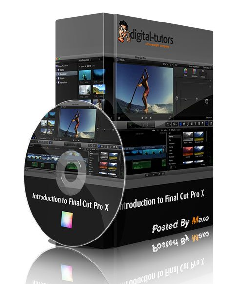Digital Tutors - Introduction to Final Cut Pro X