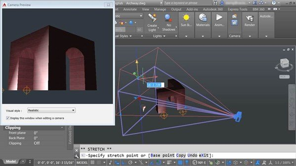 Rendering with AutoCAD with Eric Wing