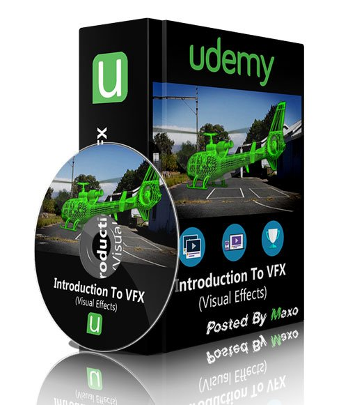 Udemy - Introduction To VFX Visual Effects