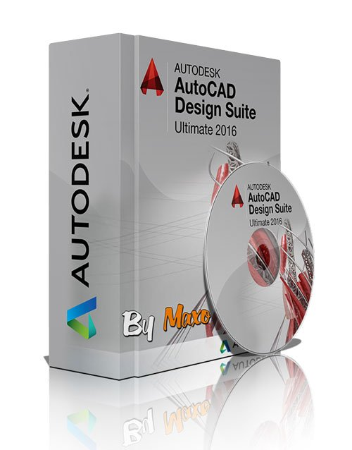 AutoCAD Design Suite Ultimate 2016 Win32/Win64