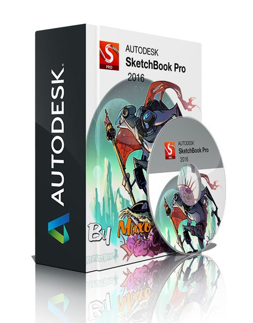 Autodesk SketchBook Pro 2016 Multilingual Win64