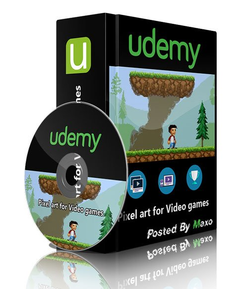 Udemy - Pixel art for Video games