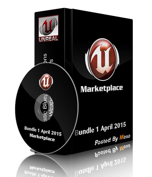 Unreal Engine Marketplace - Bundle 1 April 2015